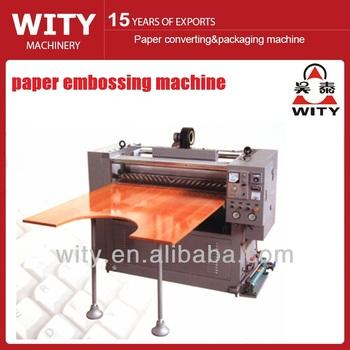 paper embosser machine
