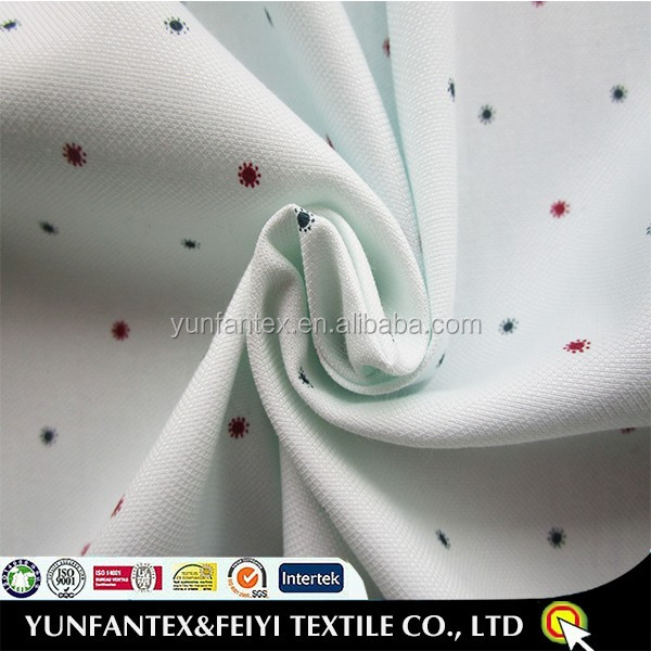 2018 ordinary simple printed cvc fabric with 55% <strong>cotton</strong> and 45% polyester