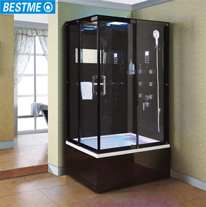 luxury best steam sauna/sauna bath indoor steam shower room