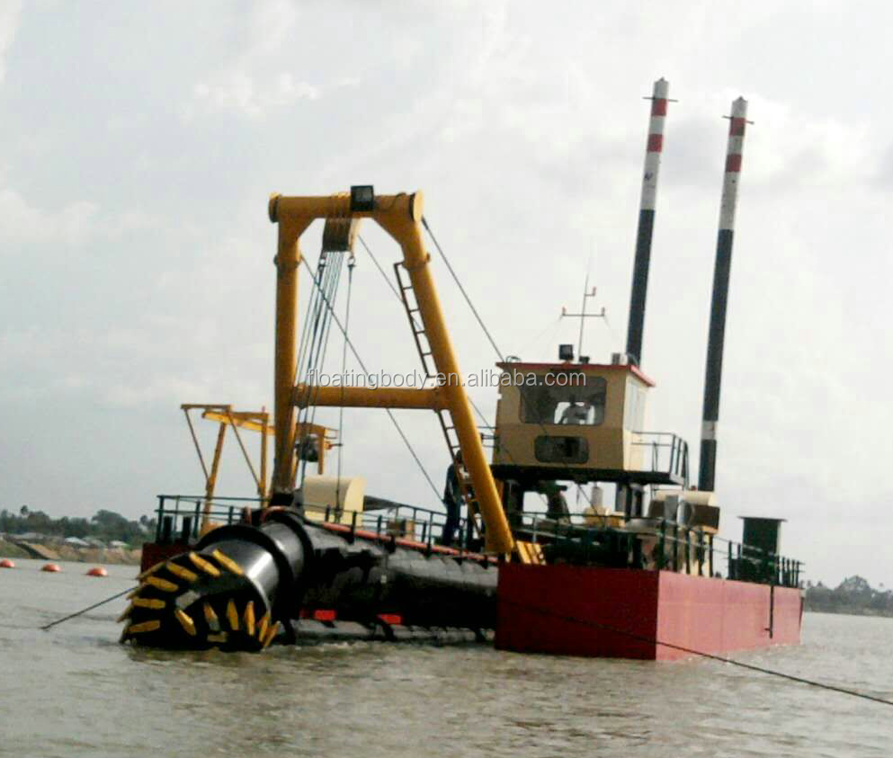 Chinese Manufacture Sand Dredger Machine for River