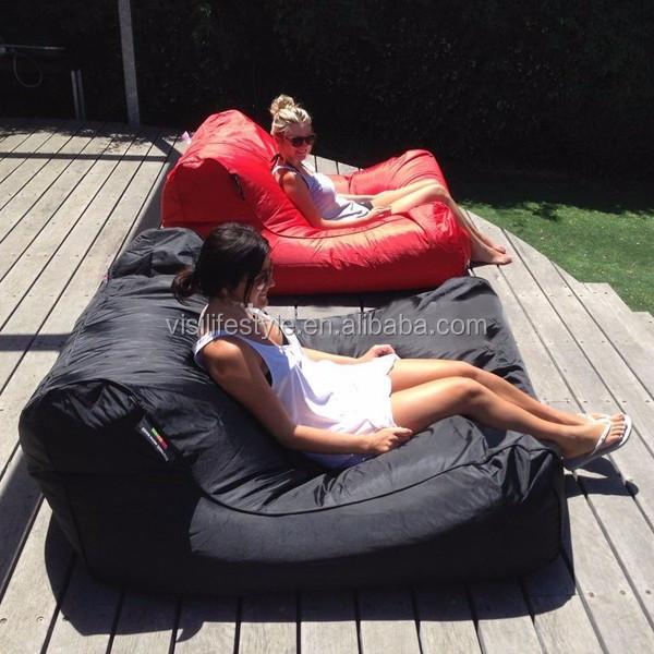 Sit In Pool Zitzak.2016 Outdoor Waterproof Bean Bag Floating Bed Swimming Pool