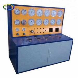 Hot selling test bench for control valve and Calibration Bench
