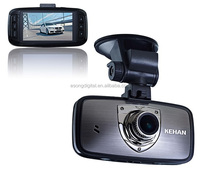 2.7'' 1296P Super HD EU & US Car Camera Car Electronics for Best Recording Videos GPS Logger 128GB TF Storage