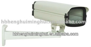 CCTV indoor IP65 camera housing ( heater,blower,wiper,sun shield and optic glass optional)