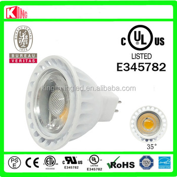Spotlight Item Type Etl Listed Gu15.3 6 Watt High Power Led Light ...