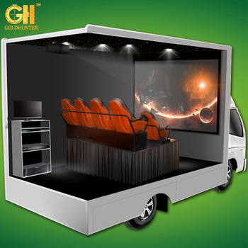 China Factory Direct Sale 5D Cinema World 4D Cinema 5D Theater System Chair