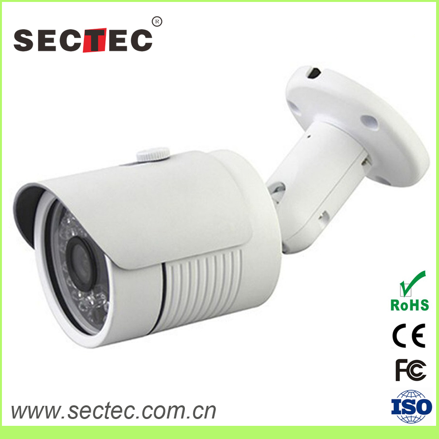 SECTEC easy to install web security camera 720P+VGA dual streaming digital camera 4 in 1 camera