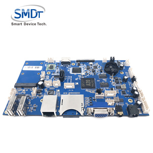 TISMART rockchip rk3188 quad core motherboards for car multimedia player  with gps 3G 4G bluetooth