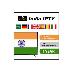 Balkan IPTV INDHD Account Subscripton 1 Year Romania Ex Yu Channels IPTV