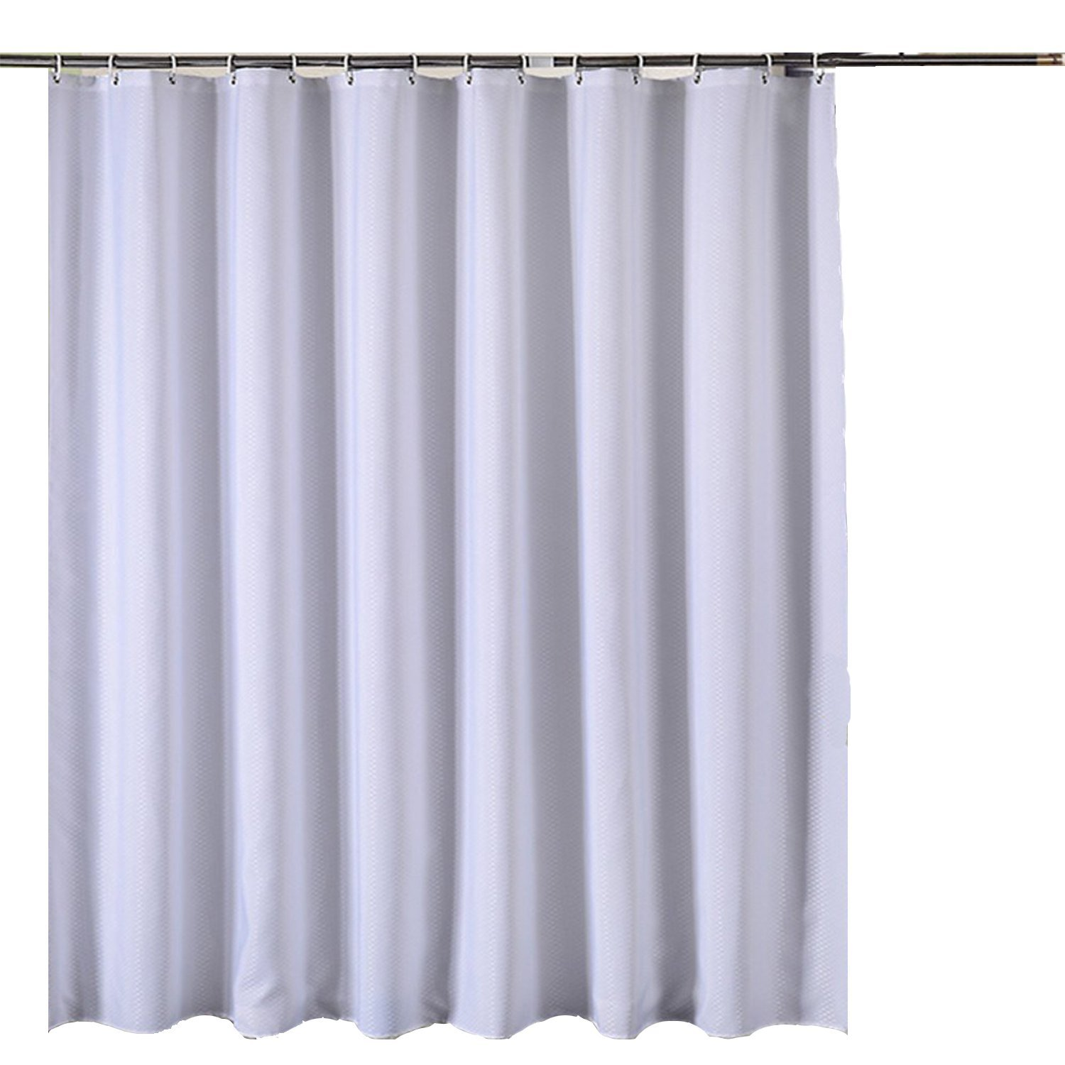shower waffle curtain com white ip and homes walmart better stripe curtains gardens fabric