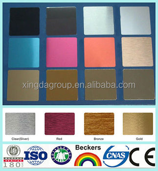 ral and pantone color chart available alucobond aluminum. Black Bedroom Furniture Sets. Home Design Ideas