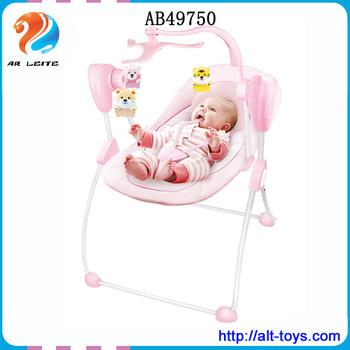 Elektrische Schommelstoel Voor Babys.Goede Kwaliteit Baby Intelligente Elektrische Automatische Swing Bed