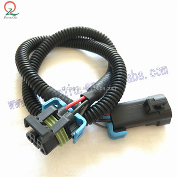 Delphi Waterproof 5pin 4pin Male Fuel Pump Harness Connector ...