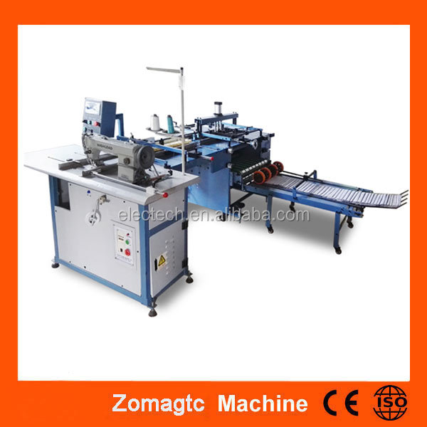 Automatic Notebook Book Binding Sewing MachineThread Binding Unique Sewing Machine Binding