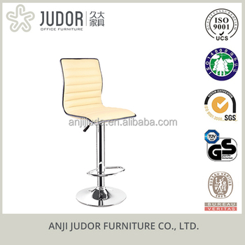 Judor Most Por European Style Armless Swivel Bar Chair Stool Supplier In Anji