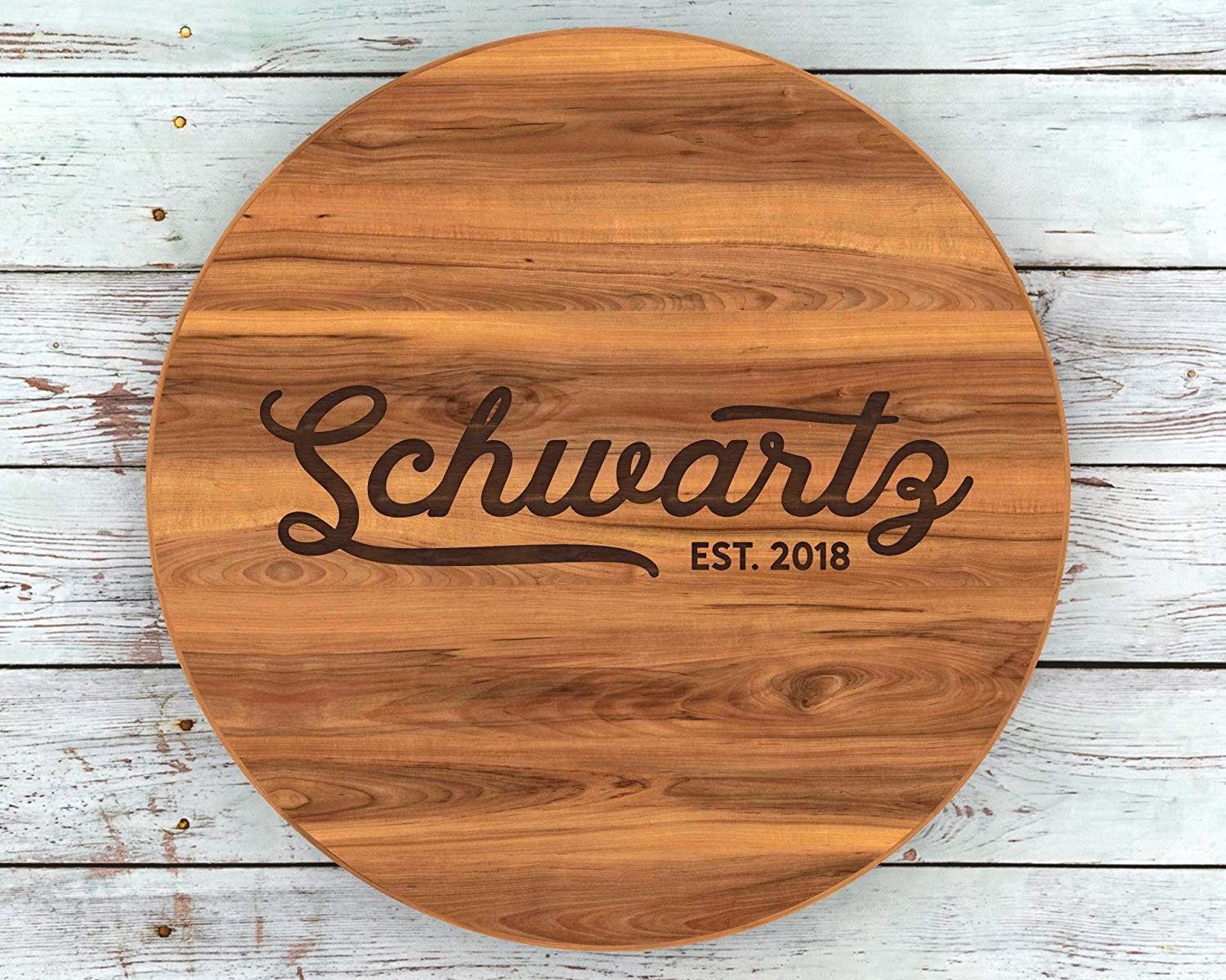 Get Quotations Lazy Susan Custom Personalized Wedding Gifts Turntable