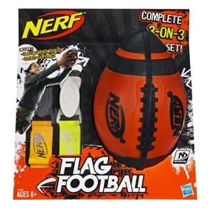 Nerf N-Sports Flag Football Set Toy, Kids, Play, Children