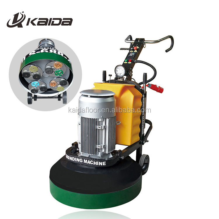 Kd788 Hand Held Concrete Grinding Polishing Machine For Marble Floor - Buy  Hot Sell Concrete Terrazzo Floor Grinder,Marble Floor Polisher With Square