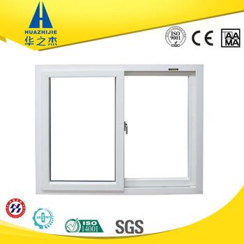 Customized Plastic Bathroom Pvc 60 Small Sliding Glass