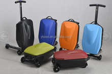 fashion suitcase Scooter