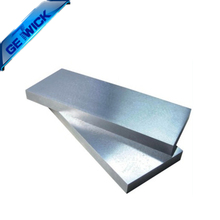 0.05mm pure chrome sheet from GETWICK per kg for sale