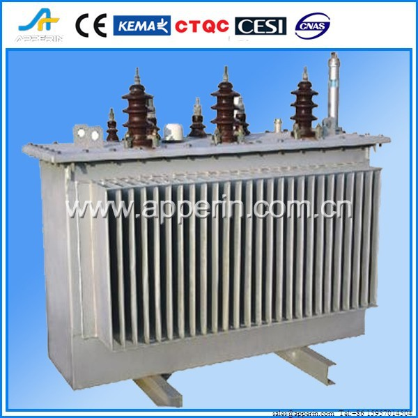 25kV Electric Transformer oil type power transformer