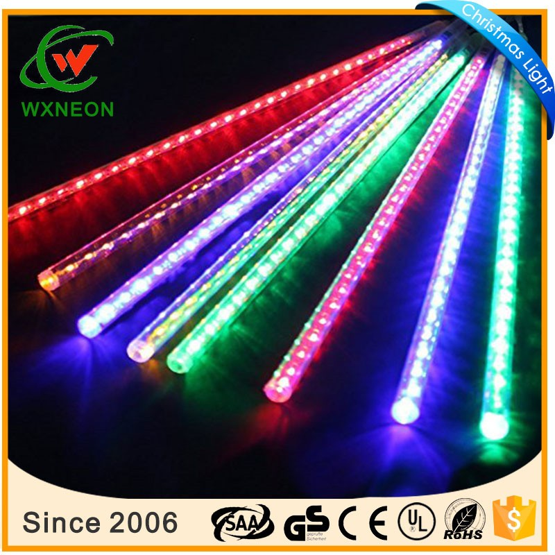 Holiday Decoration Waterproof 0.8m SMD Led Meteor Rainfall Light