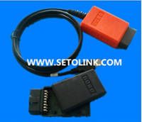 16Pin USB Connector Assembled J1962 OBD Cable,ELM327 Diagnostic Cable