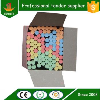 high quality colourful dust free school chalkboard chalk buy dust