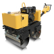 China high performance used hand sakai roller compactor
