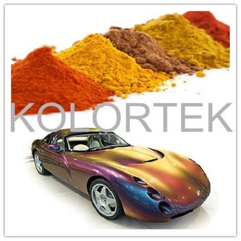 Chromashift Pigments,Chromaflair Color Shifting Automobile Paint ...