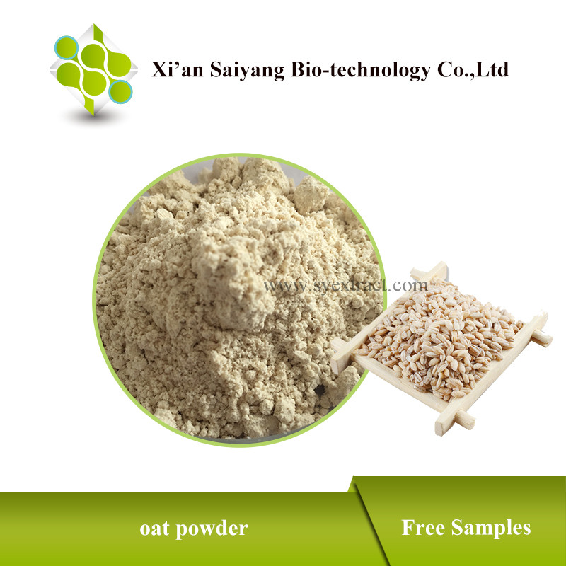Wholesale Organic Pure Oat Powder for Meal Replacement Powder