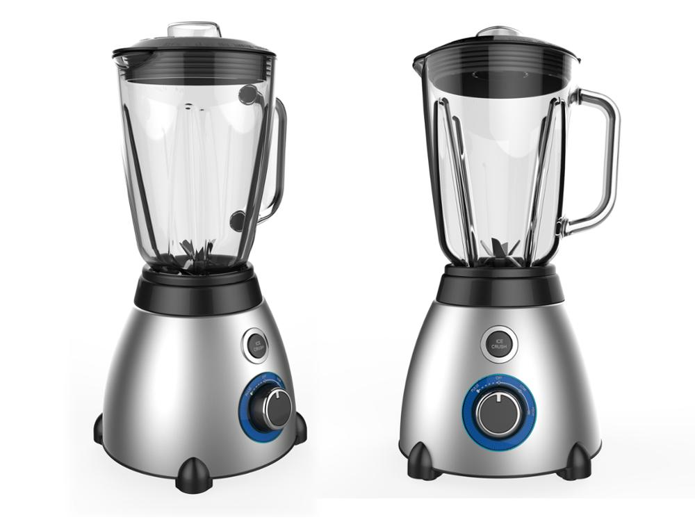 OEM Available Efficient high power stainless steel blender