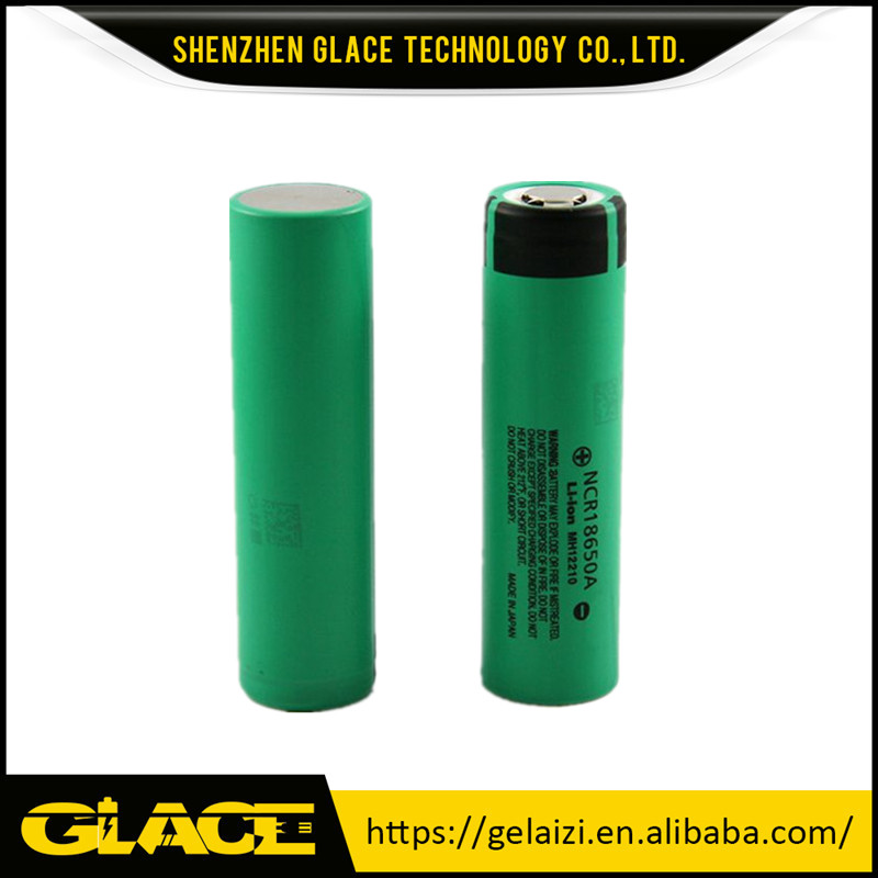 Original top quality MH12210 NCR18650A <strong>battery</strong> 3.7V 3100mAh Li-ion 18650 lithium <strong>battery</strong> for e cigarette