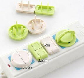 6 шт. электрическая розетка вилка сейф замок крышка для младенцы дети безопасный