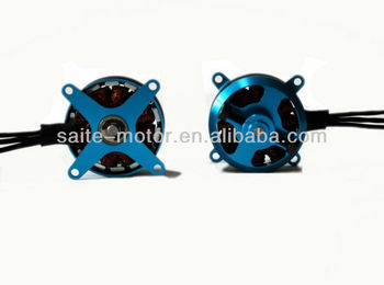 St2204c outrunner rc electric brushless motors for rc for Model airplane motors electric
