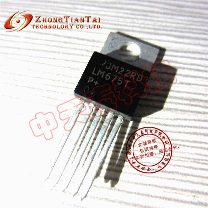 LM675 amplifier IC-220-5 new--ZTTS3 Chip Electronic Component New IC LM675T