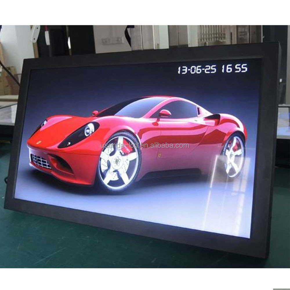 "High-quality 55""Wall Mount ad video player/hot video player"