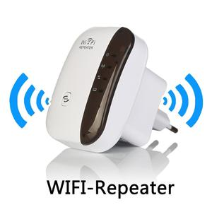 mini repeater 300mbps signal amplifier home smart wifi through wall router