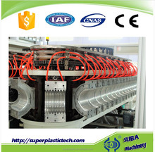 high quality double wall corrugated extruder production corrugated pipe extrusion machine