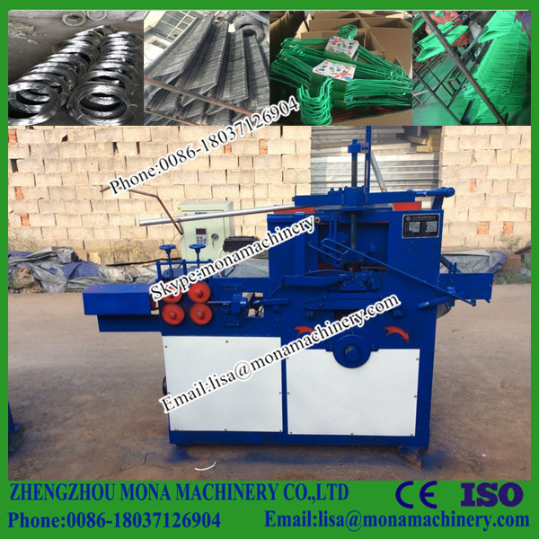Calendar Hanger Forming Machine Metal wire hanger hook forming machine