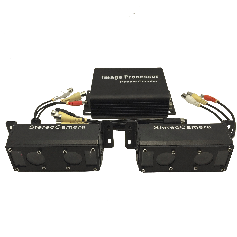 vehicle monitor electronic VPC wireless wifi bus video 3D image processor people counter sensor