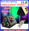 wedding 4in1 mini rgbw 10w disco light and party led par light