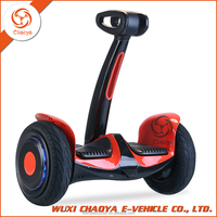 2 wheel off road mobility vehicle self balancing electric chariot stand up scooter with handle for adults