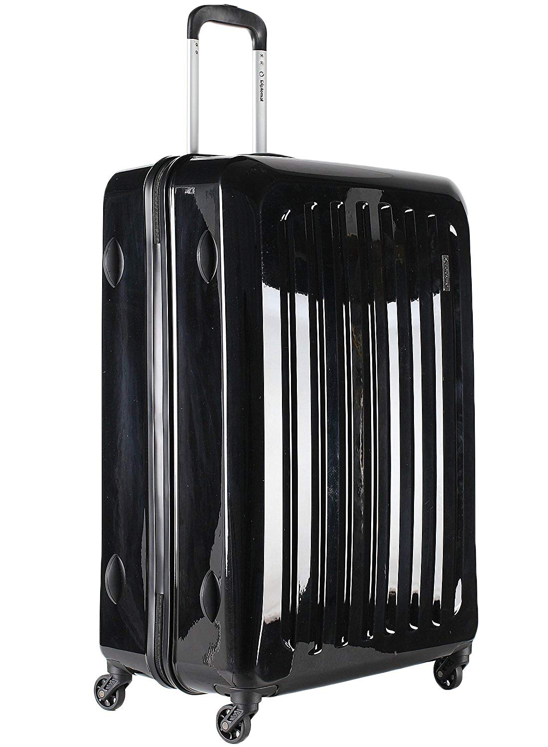 1c235377024fe9 Get Quotations · Diplomat Luggage Fashion Business Wheeled Mirror PC  Spinner Carry On Luggage TC-1213