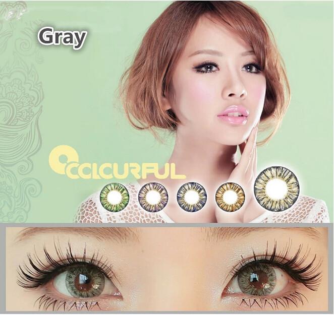 Natural Korean Eyes