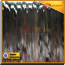 100% natural color dyable 26inch 100% human hair extension popular virgin brazilian hair bundles