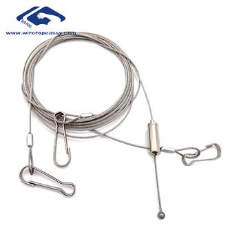Suspension Avec Appareil Réglable Cuivre Led D'éclairage Câble Aluminium Kit Pince En Moderne Buy Système De Pendentif Luminaires Pour DHYWE29I