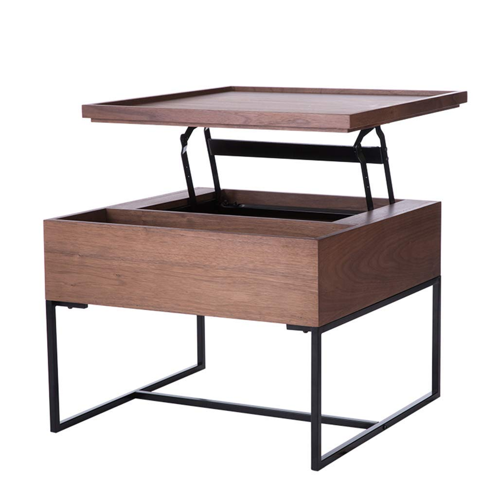 Coffee Tables Telephone Tables Side Table Seating Area Modern Minimalist Bedside Table Several Bedroom Bedside Table Home Small Bedside Table (Color : Brown, Size : 606047cm)