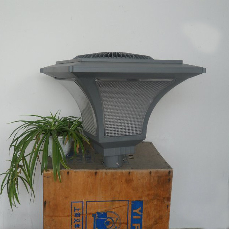 outdoor lighting led post top light